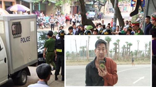 """Hung hãn đấm vào mặt cảnh sát cơ động, quay clip """"chửi"""" CSGT Thái Nguyên và 1 số tỉnh: Trần Đình Sang là ai?"""