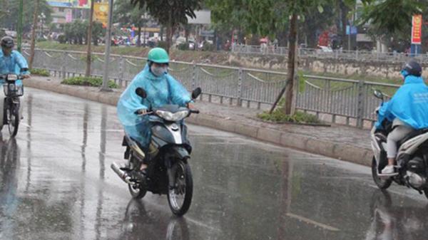 Dự báo thời tiết 11/4: Bắc Bộ mưa dông diện rộng từ đêm nay