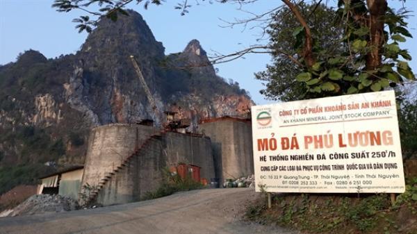 Thái Nguyên: Vụ tai nạn chết người tại mỏ đá Phú Lương có dấu hiệu 'chìm xuồng'