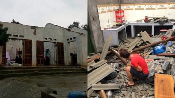 Thái Nguyên: Khẩn trương khắc phục hậu quả sau giông lốc, mưa đá