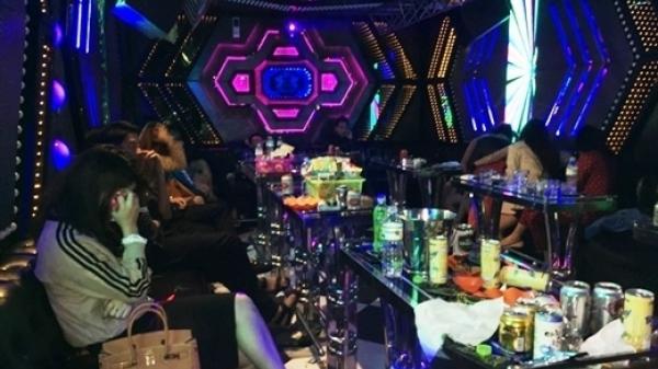 Hải Phòng: Bắt quả tang 3 cựu công an sử dụng ma túy trong quán karaoke
