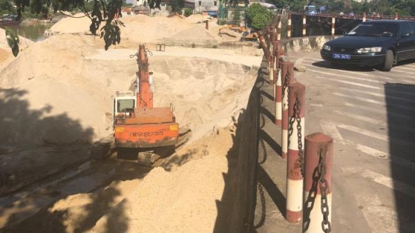 Thái Nguyên: Nhiều bến thủy không phép ngang nhiên hoạt động