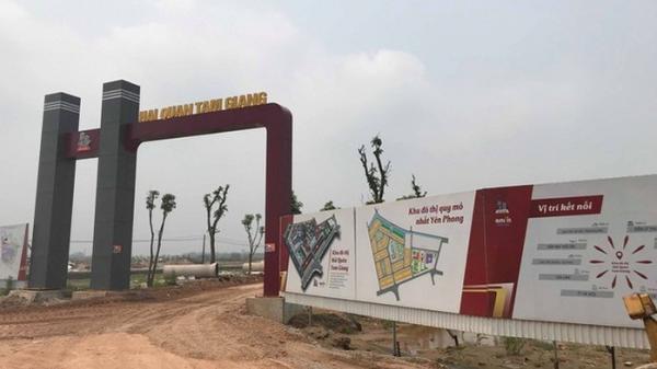 Bắc Ninh: Cần làm rõ việc ứng gần 40 tỷ để xây dựng dự án