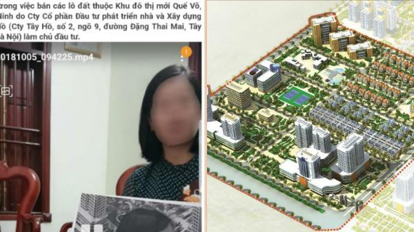 Vụ án lừa đảo tại Dự án Khu đô thị mới Quế Võ (Bắc Ninh):  Công an tỉnh thông báo tìm bị hại