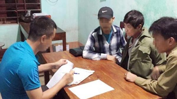 Mật phục và bắt 2 đối tượng quê Thái Nguyên vận chuyển 1 bánh heroin trên Quốc lộ 48