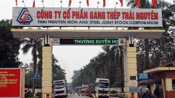 Sai phạm tại Gang thép Thái Nguyên: Bắt giam 5 cán bộ lãnh đạo