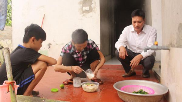 """Thái Nguyên: """"Tỷ phú"""" trồng rừng giúp trẻ đến trường"""