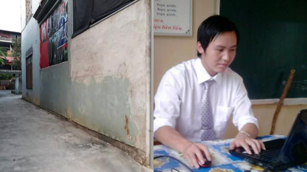 Hiệu trưởng tiết lộ về thầy giáo làm học sinh lớp 8 mang bầu