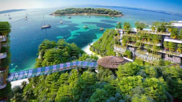 Hải Phòng: Flamingo Cát Bà Beach Resort thắng đậm ở các giải thưởng quốc tế uy tín