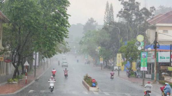 Bao giờ mưa dông diện rộng kết thúc và nắng nóng quay lại miền Bắc?