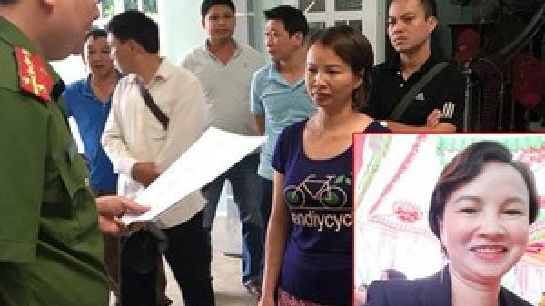 Mẹ nữ sinh giao gà bị sát hại chiều 30 Tết từng bị công an mời làm việc về hành vi lôi kéo người chống phá nhà nước