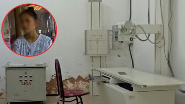Vụ KTV X-quang bị tố cưỡng dâm bé gái 13 tuổi: Sau khi giở trò đồi bại đã mặc lại quần áo và định xin số điện thoại nạn nhân
