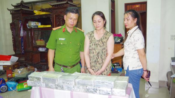 Thái Nguyên: Bắt quả tang người đàn bà bỏ gần 9 tỷ mua m.a tú.y về bán kiếm lời