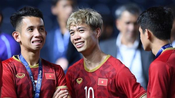 Thua chung kết King's Cup, tuyển Việt Nam vẫn có lợi thế bất ngờ này ở vòng loại World Cup 2022