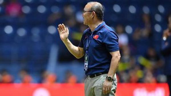 Vuột chức vô địch, HLV Park Hang-seo bất ngờ huỷ bỏ cuộc họp báo với lý do lạ