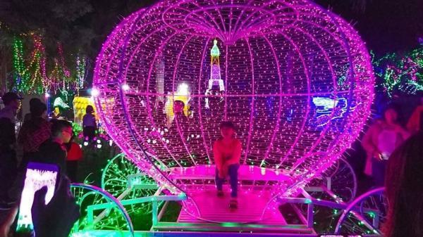 Bạn đã sẵn sàng đi Lễ hội ánh sáng Quốc tế lần đầu tiên được tổ chức tại Bắc Ninh chưa?