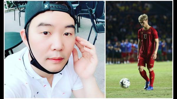 """Con trai của thầy Park lên tiếng bảo vệ Công Phượng sau khi sút hỏng 11m: """"Ngẩng cao đầu lên người anh em"""""""
