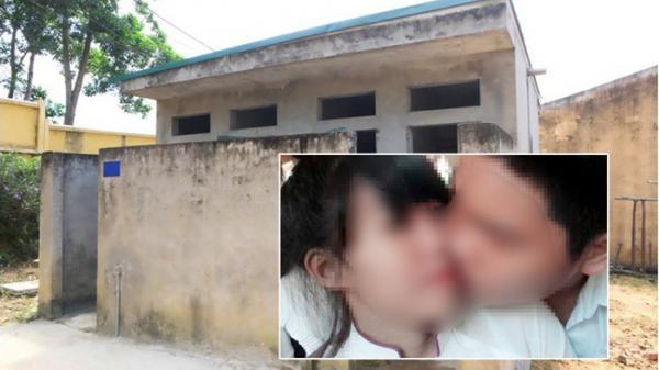 Cô giáo 'đứng tim' khi phát hiện hai học sinh 'yêu' trong nhà vệ sinh