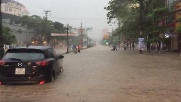 Bắc Bộ có mưa to đến 15/6, nguy cơ cao xảy ra lũ quét, sạt lở đất