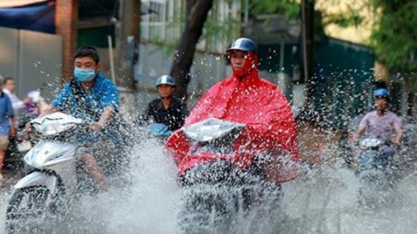 Dự báo thời tiết 15/6: Miền Bắc lại nắng nóng gay gắt, tối đổ mưa dông