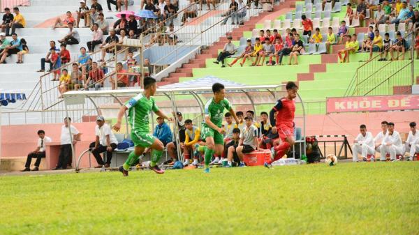 Vòng 11, Giải hạng Nhất quốc gia 2019: Câu lạc bộ bóng đá Đắk Lắk ngược dòng thành công
