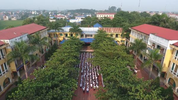 Quan ngại chất lượng giáo dục một trường THPT ở Thái Nguyên có điểm chuẩn vào lớp 10 chỉ 5.9 điểm 3 môn!