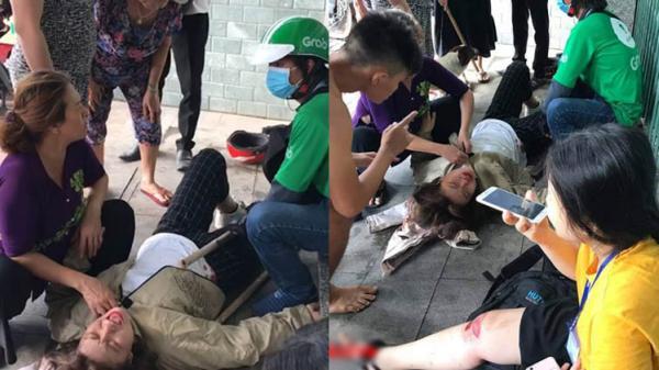 Hai nữ sinh gặp tai nạn nguy hiểm vì trò đùa ác của người lạ: 'Nhìn bánh xe kìa, sắp nổ tung rồi'