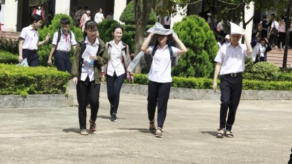 Đắk Lắk: Công bố điểm chuẩn vào lớp 10 Trường THPT Dân tộc nội trú Nơ Trang Lơng và THPT Chuyên Nguyễn Du năm học 2019-2020