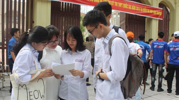 Bắc Ninh trong ngày đầu thi THPT Quốc gia 2019