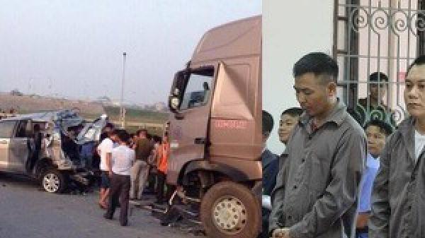 Kết luận điều tra mới nhất: Tài xế container quê Thái Bình bị đề nghị truy tố 7-15 năm tù