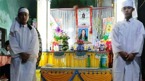 Con trai đau đớn bỏ thi THPT Quốc gia vì cha sát hại mẹ: Lời chối tội của người chồng