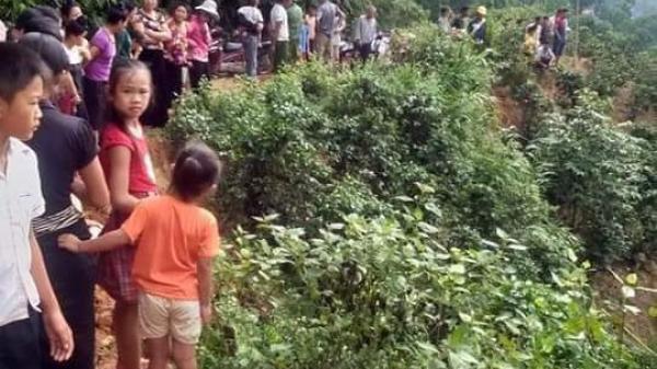 Xe tải lao xuống vực sâu khiến 3 người thân trong một gia đình thương vong