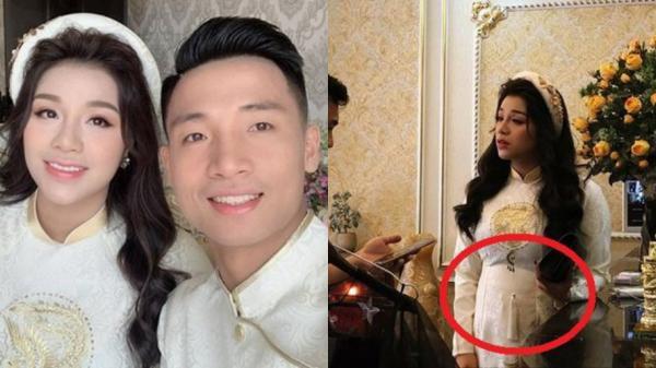 Bùi Tiến Dũng CHÍNH THỨC xác nhận người yêu xinh đẹp quê Bắc Ninh có thai, sắp sinh em bé