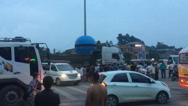 TP Thái Nguyên: Tai nạn giao thông khiến 1 người tử vong