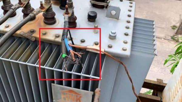 Nam Định: Giám đốc điện lực CHÍNH THỨC lên tiếng vụ hàng chục trạm biến áp bị trộ.m c.ắt dây trung hòa