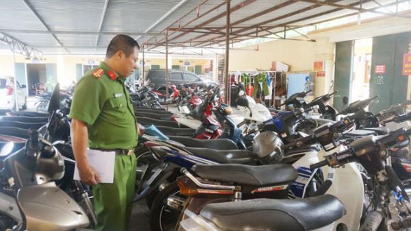 Thái Nguyên: Khởi tố 4 đối tượng trộ.m c.ắp, tiêu thụ xe máy liên tỉnh