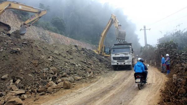 Dự án Mở rộng, nâng cấp Đường tỉnh 254 ở Bắc Kạn: Chọn nhà thầu không đủ năng lực