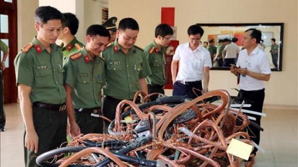 """Nam Định: Bắt giữ tên trộm """"viếng thăm"""" hàng loạt trạm biến áp"""