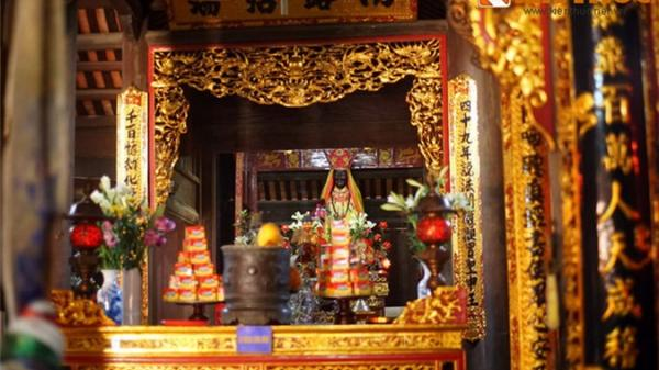 Giải mã bức tượng cực huyền bí trong ngôi chùa cổ nhất Việt Nam ở Bắc Ninh
