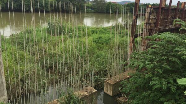 Thái Nguyên: Nguy cơ lãng phí lớn dự án kè sông Cầu gần 10 nghìn tỷ đồng