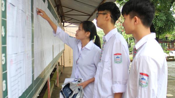 Thái Nguyên: Có 17 điểm 10 trong kỳ thi THPT quốc gia 2019