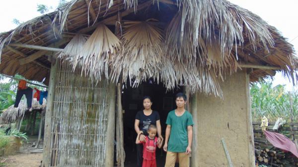 Vợ bị động kinh, đàn con nheo nhóc, gia đình đã nghèo nay lại càng túng thiếu ở Thái Nguyên