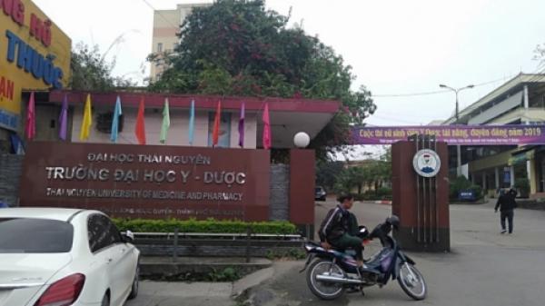 Thái Nguyên: Phó hiệu trưởng ĐH Y dược đang bị điều tra, vẫn được lấy phiếu tín nhiệm phụ trách Đảng bộ?