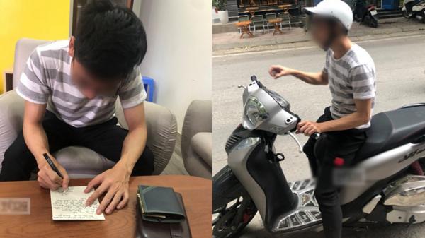 Chàng trai 'thử một lần chơi lớn', quyết cắm xe máy lấy tiền tổ chức sinh nhật cho người yêu