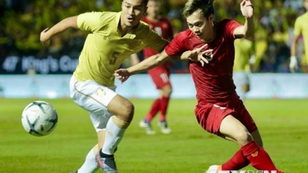 Thái Lan sử dụng sân bóng của trường đại học để tiếp Việt Nam tại vòng loại World Cup 2022?