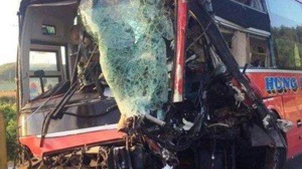 Danh tính 13 người th.ương v.ong trong vụ xe khách vượt ẩu gây tai nạn liên hoàn rạng sáng nay