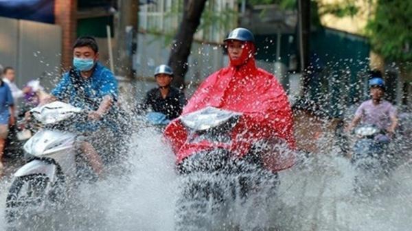 Miền Bắc sắp đón đợt mưa dông kéo dài bao lâu?