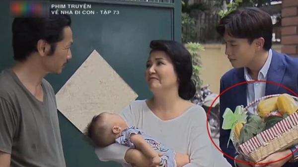 Về nhà đi con: Sang thăm vợ con, Vũ bị dân mạng phát hiện dùng 'hàng giả' thế này bảo sao chẳng bị Thư bơ đẹp