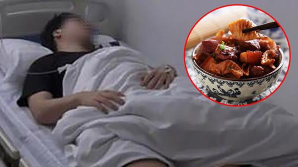 Chê thịt kho mặn, thanh niên bị vợ đ ánh nhập viện khiến đồng nghiệp phải sợ hãi