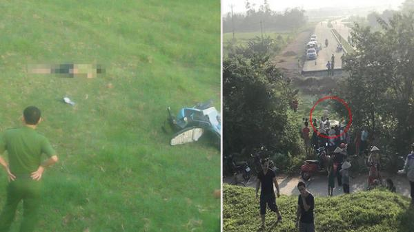 Phát hiện thi thể người đàn ông bên tuyến đường đang thi công dở